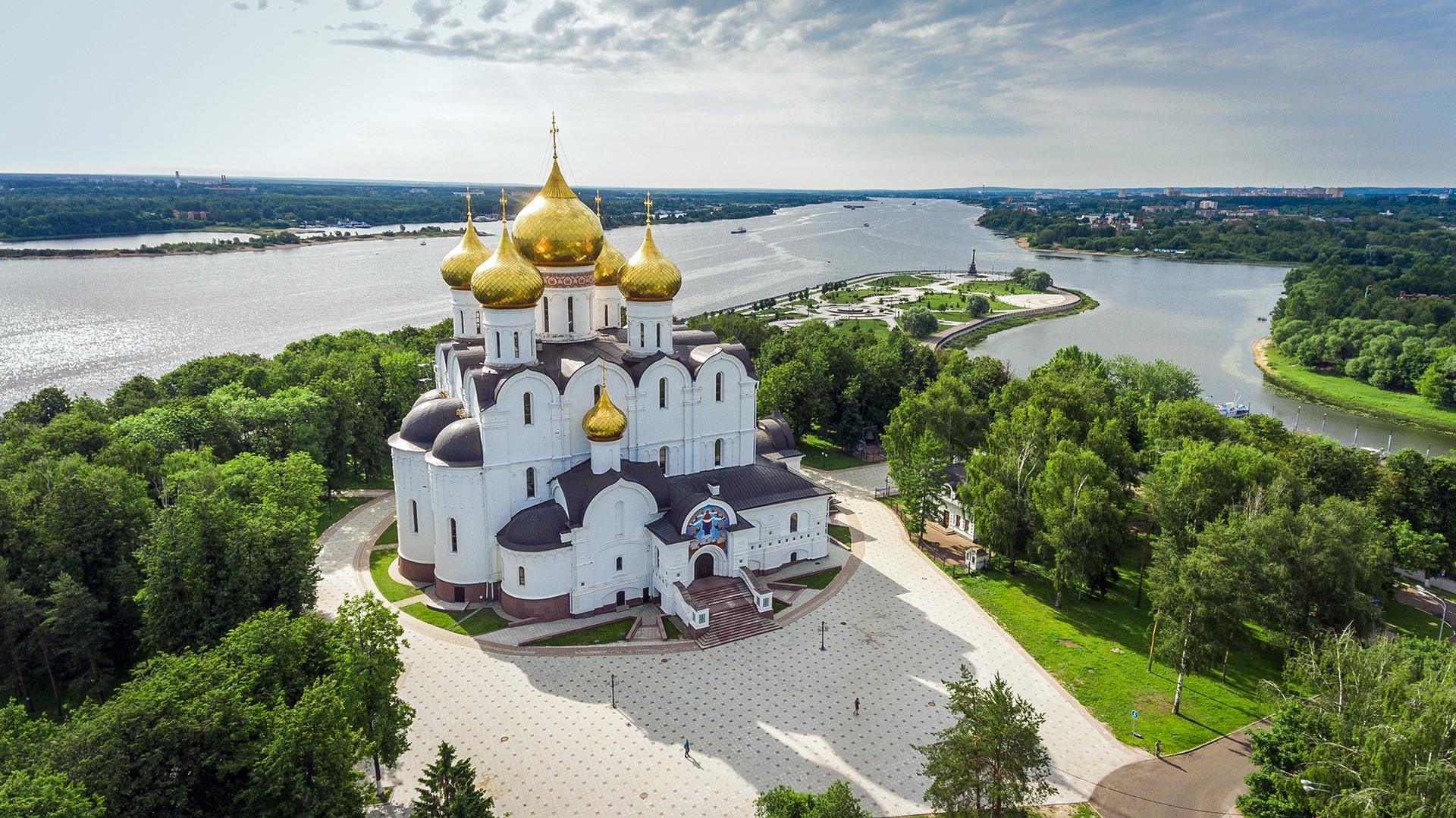 Yaroslavl - Viên ngọc quý của Vành đai vàng nước Nga