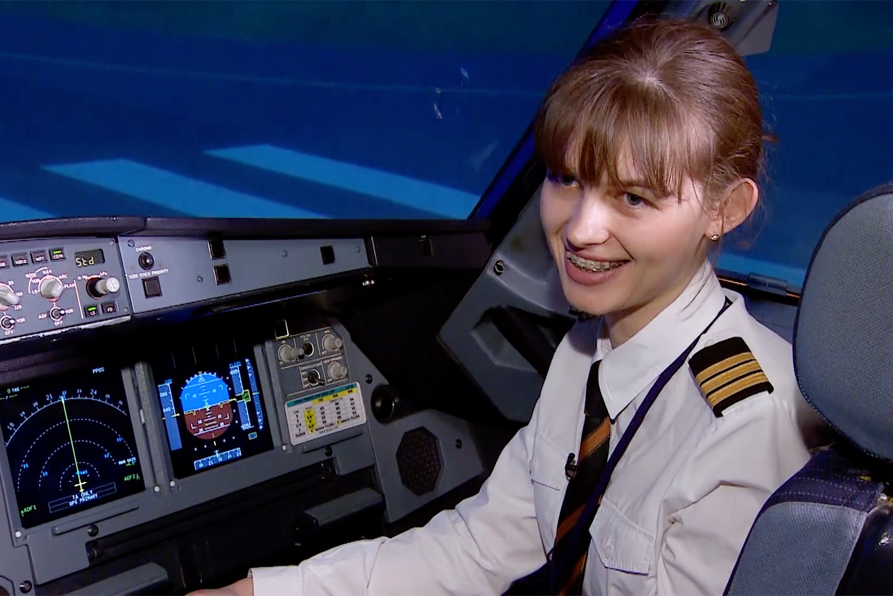 Cached Female airline pilots photos