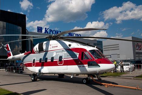 Helikopter Rusia Terus Kembangkan Sayap di Pasar Ekspor