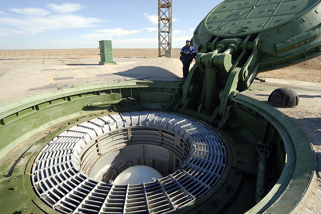 Rússia construirá novo míssil nuclear width=