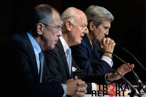 Syrian crisis: Vienna-2 has brought UN, Iran and hope on board