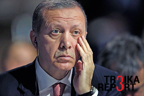 Cold peace with Turkey but no Cold War with the West