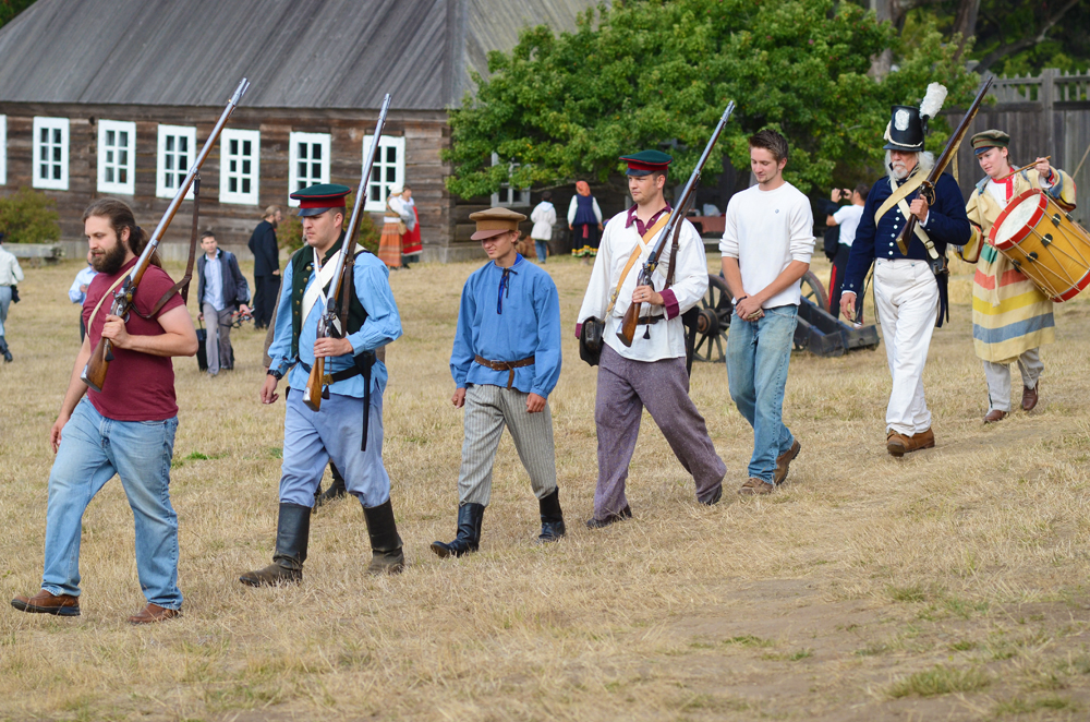 Fort Ross: Russian-American shared history in California