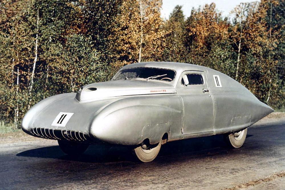 Konsep Mobil-mobil Buatan Uni Soviet yang Terlupakan