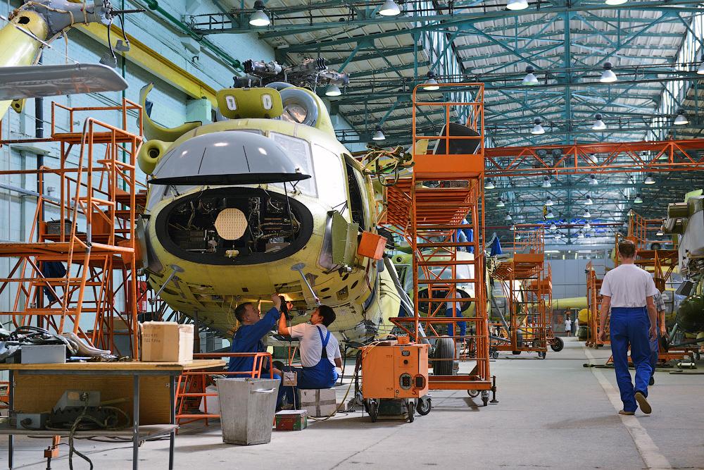 Kazan Helicopters, Produsen Helikopter Terbaik Dunia