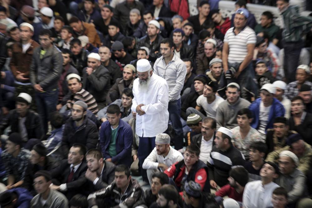 Umat Islam Rusia Rayakan Idul Adha di Kota Moskow