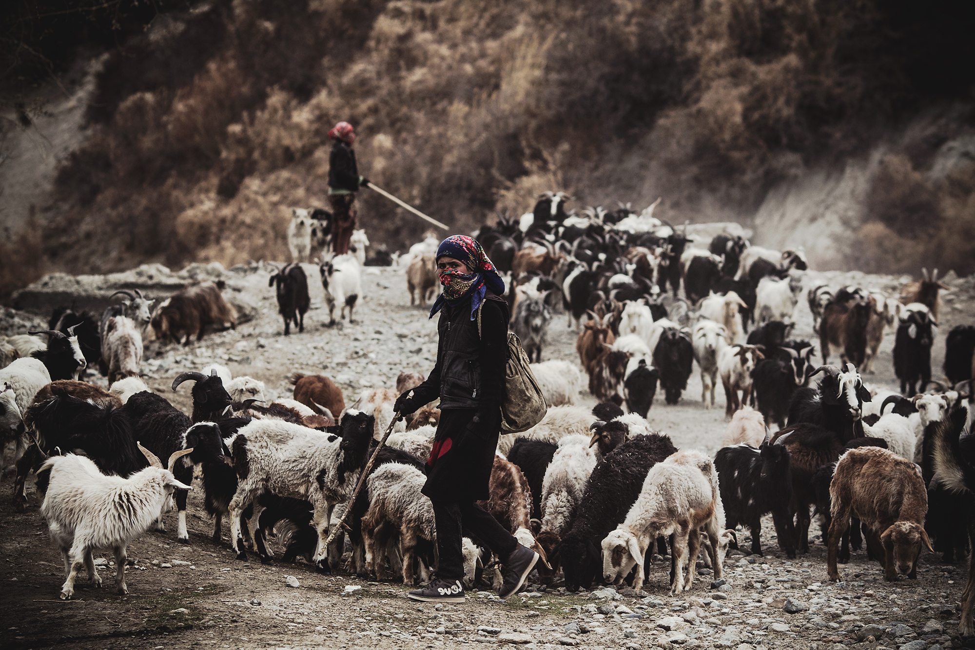 In Tagikistan, tra i villaggi delle donne