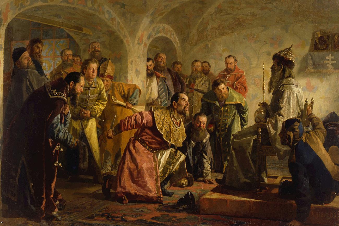 Opričnina na dvoru Ivana IV. Nikolaj Nevrev / Legion Media