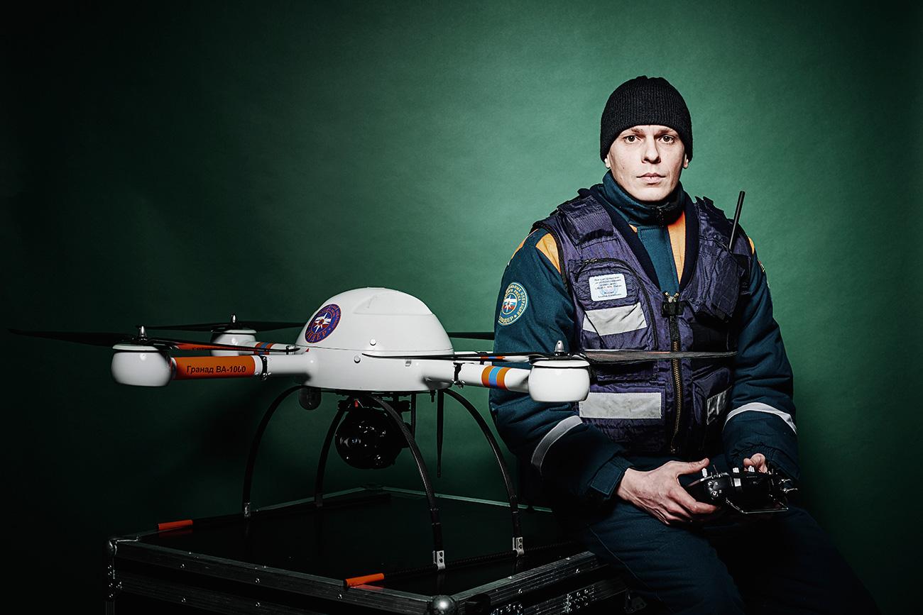 Major Alexey Ishutin / Stoyan Vassev