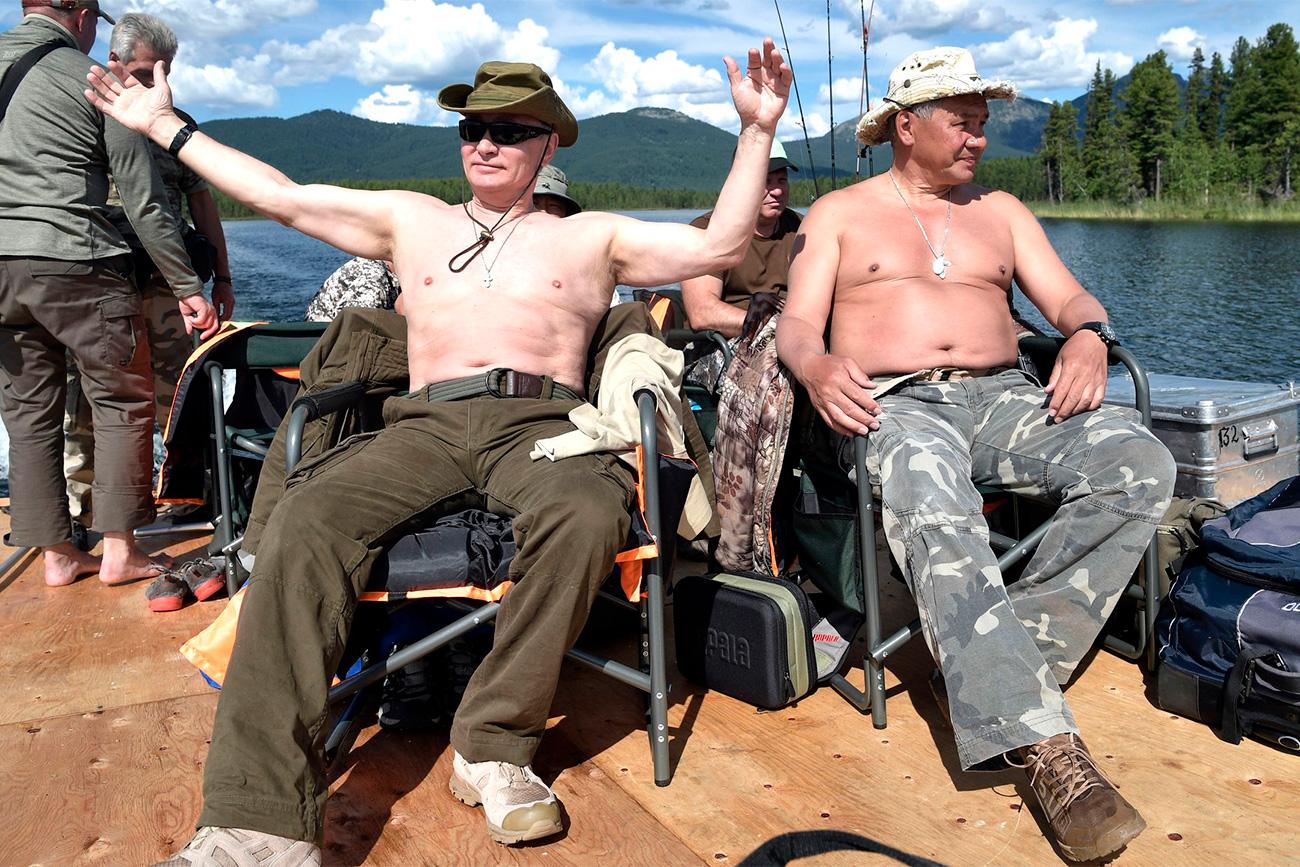 Putin Tyva