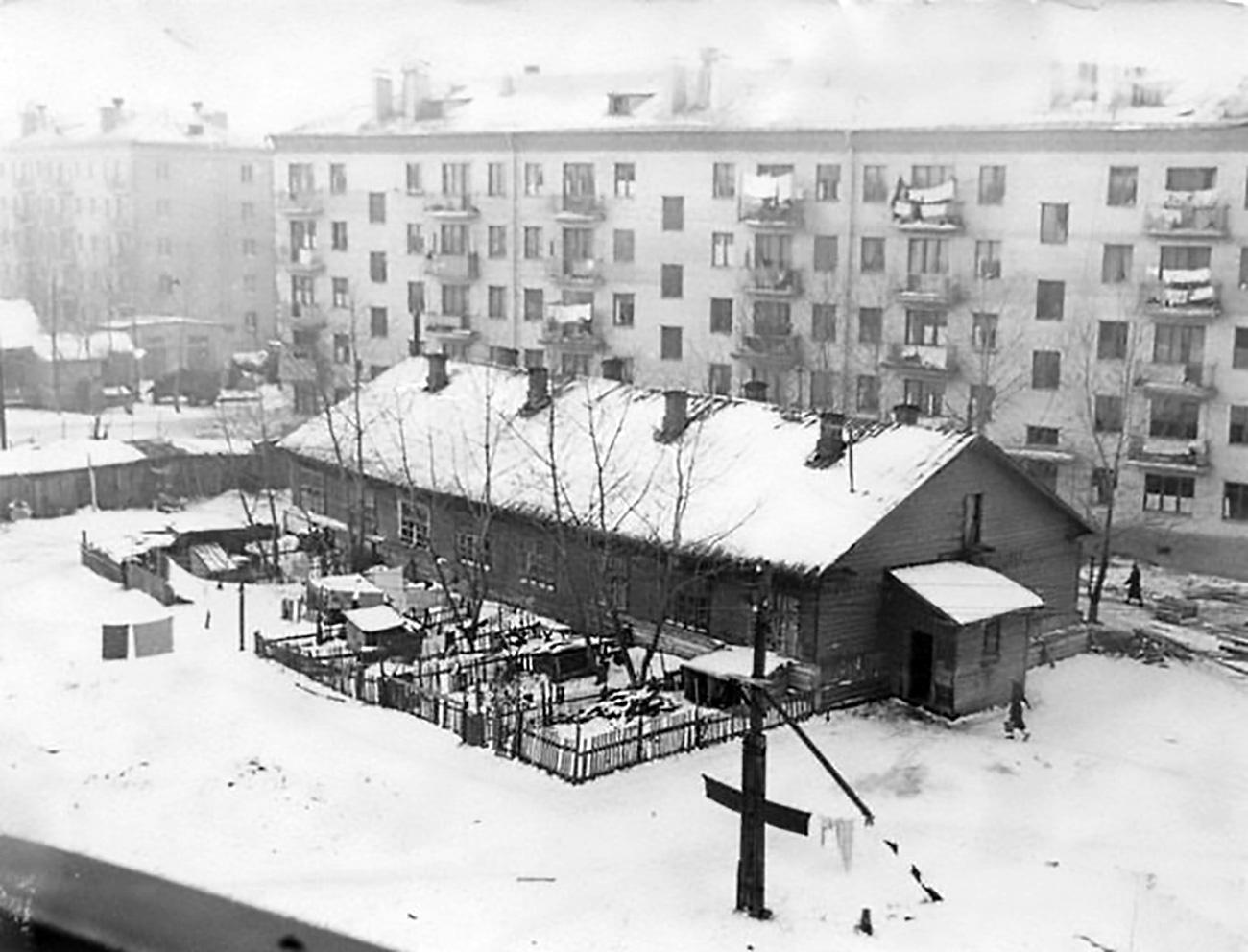 Од архивата на Сергеј Овсјаников