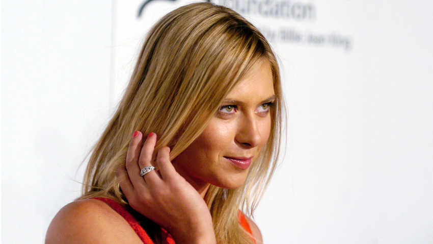 "Sharapova's memoir, in the words of the book review service Kirkus, ""is filled with solid insights about on-the-court strategy and off-the-court psychology."""