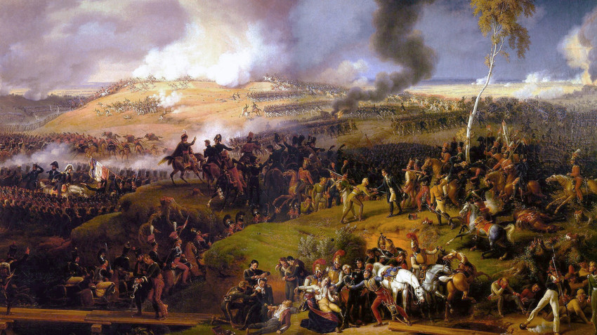 1812: Schlacht um Borodino