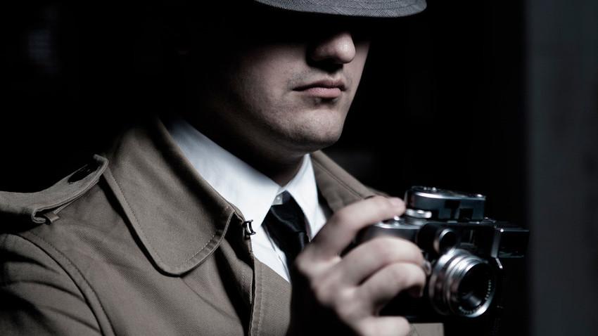 Espiões transformaram capital russa em campo de combate.