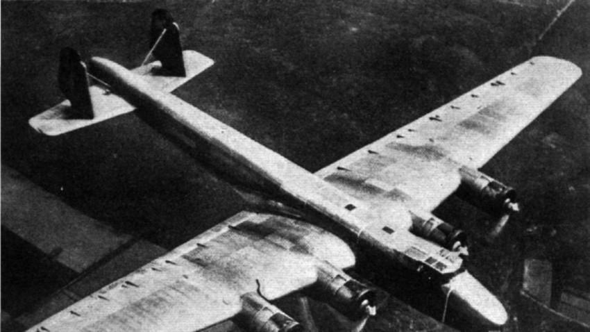 Njemački bombarder Dornier Do 19, 1938. godina.