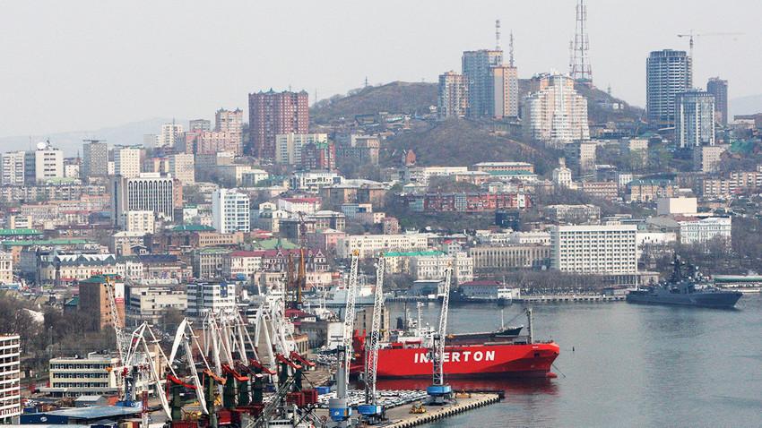 Luka u Vladivostoku