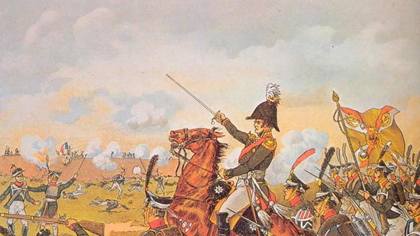 Bitka pri Borodinu je bila hkrati tudi ena najbolj krvavih bitk 19. stoletja.