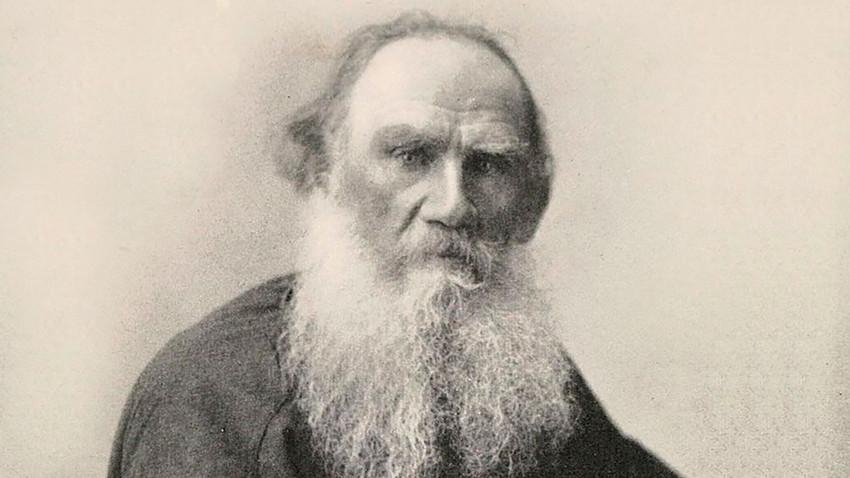 Лав Николаевич Толстој
