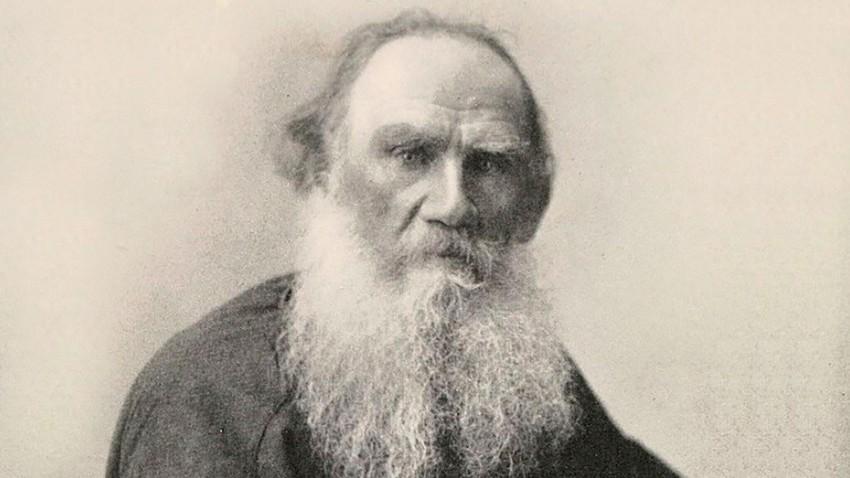 Lev Nikolajevič Tolstoj.