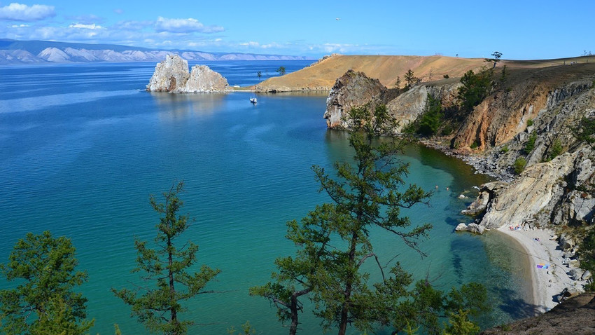 Байкалското езеро.