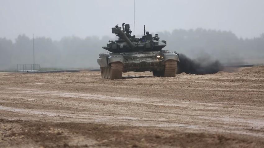 Тенк Т-90