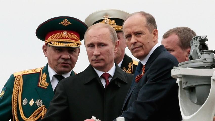 Menurut Presiden Rusia Vladimir Putin, pihak-pihak yang terlibat di konflik di Semenanjung Korea masih punya akal sehat untuk menghindari terjadinya perang.