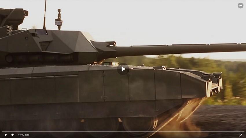"""Тенк Т-14 """"Армата"""""""