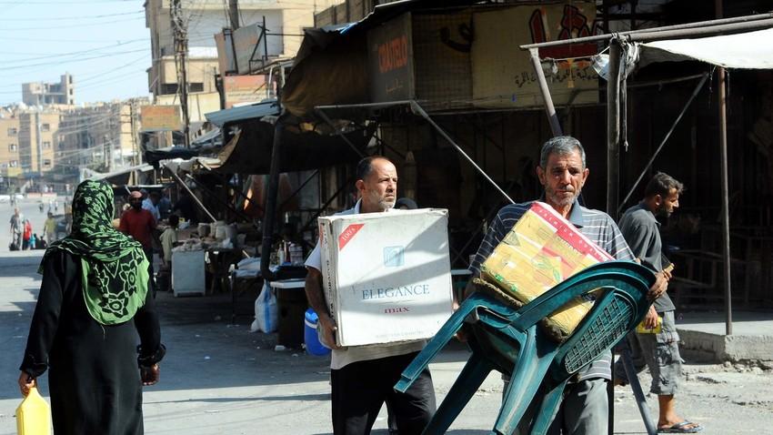 Rakyat Suriah di Deir ez-Zor masih memerlukan bantuan kemanusiaan dari berbagai pihak.