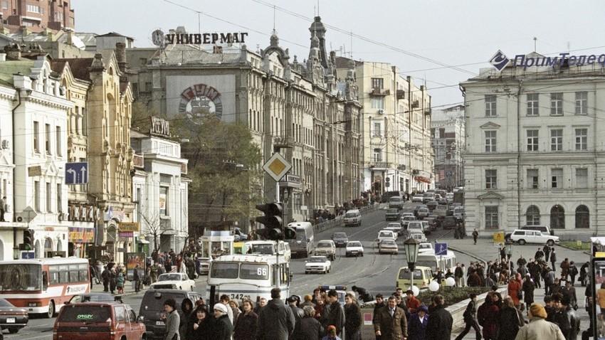 Владивосток преди реновацията от 2012 г.
