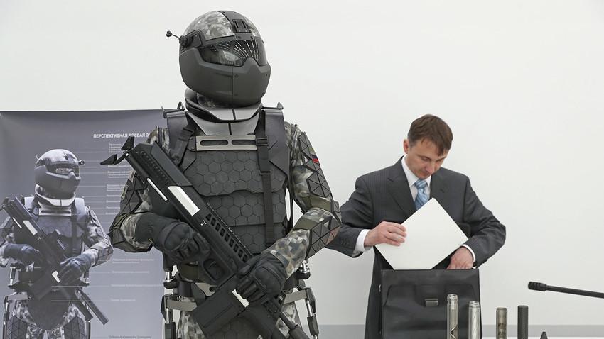"""Radni naziv nove vojne uniforme je """"Ratnik-3""""."""