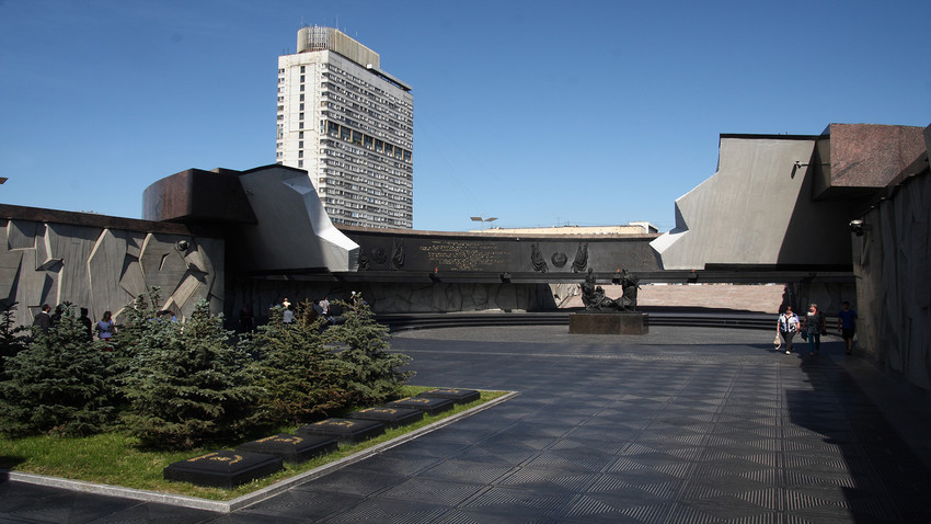 Monumento alla Vittoria, San Pietroburgo