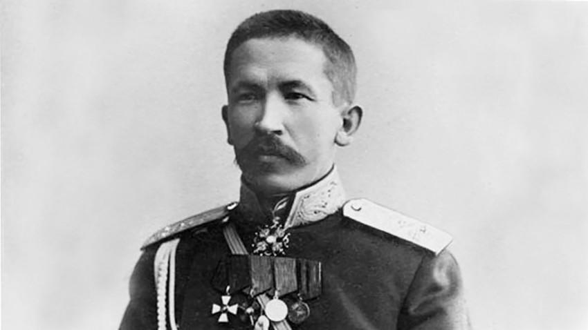 General Lavr Kornilov, 1916