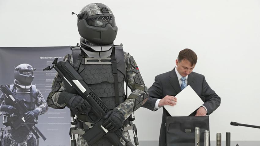 Delovni naziv uniforme je Ratnik-3.