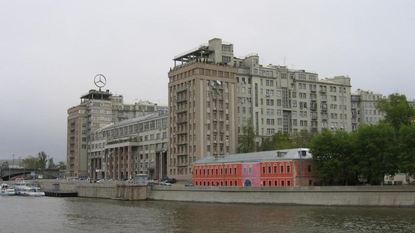 Esta construcción fue uno de los más de pérfidos y secretos proyectos de Stalin.