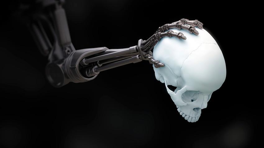Inversão de papéis entre humanos e máquinas foi tema de debate em Moscou