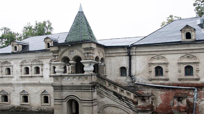 Interior do Pátio de Impressão de Moscou