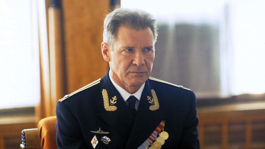 アレクセイ・ボストリコフ艦長(ハリソン・フォード)、「K-19」