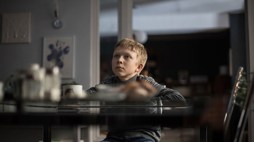 A screenshot from 'Loveless'