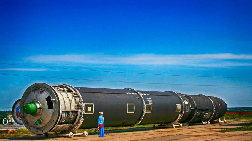 Inovações fazem do Sarmat o maior e o mais pesado míssil do mundo.