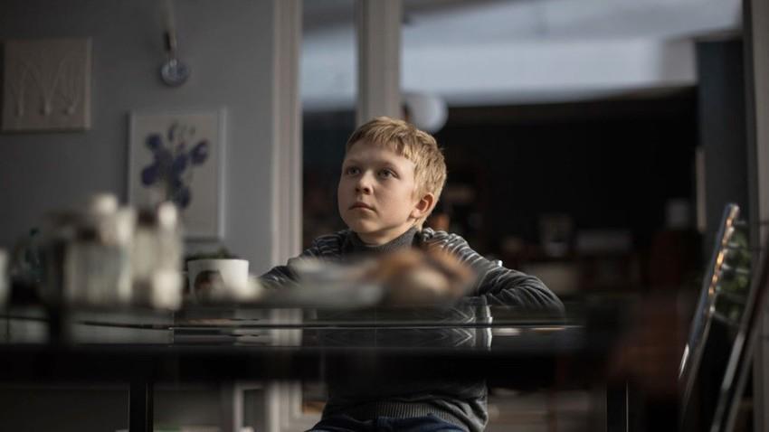 Prizor iz filma Brez ljubezni, nove uspešnice Zvjaginceva.