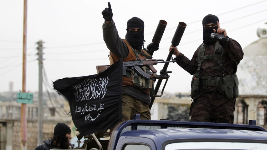 Banyak orang Rusia yang berperang untuk ISIS di Suriah.