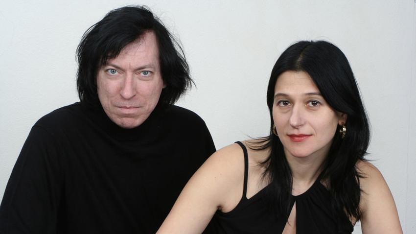 Maksim Fedotov i Galina Petrova.  Osobna arhiva