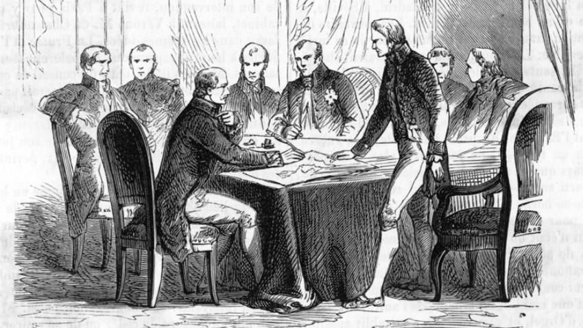 Kongres v Veroni od oktobra do decembra 1822, na katerem so se zbrali predstavniki Svete alianse in Britanije.