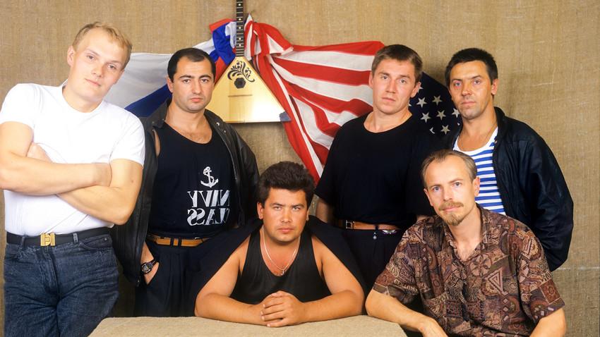 Russian band Lyube.
