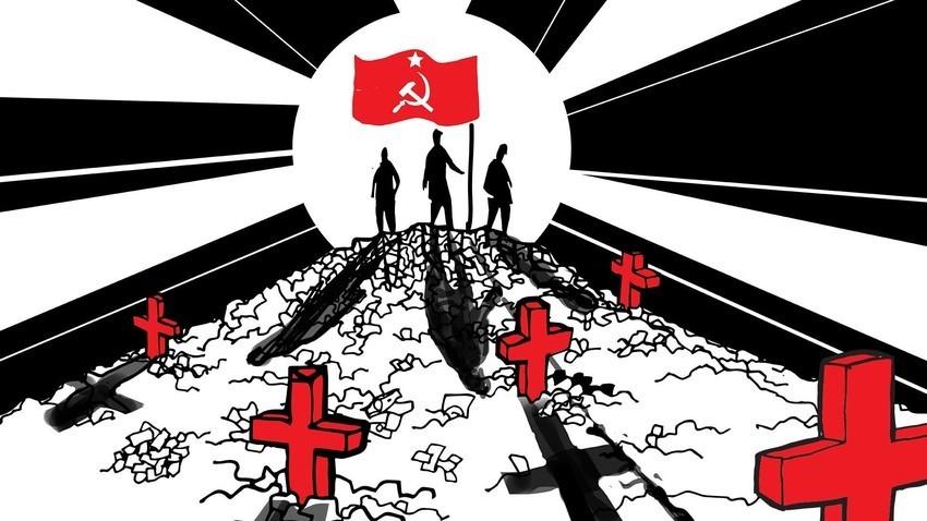 Mereka yang menguasai Partai Komunis Uni Soviet kemungkinan adalah orang-orang yang sangat kaya.