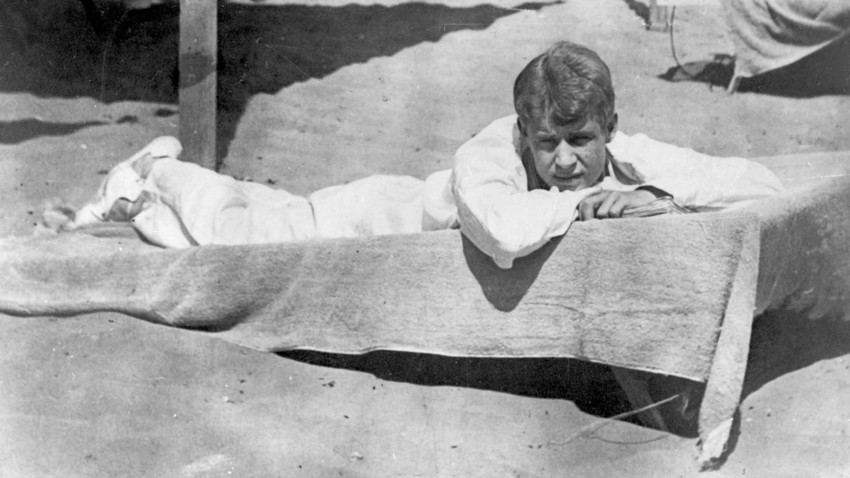 sergei yesenin essay Isadora duncan was born dora and ended up marrying the russian poet sergei yesenin long essays about her feelings about art and dance and what.