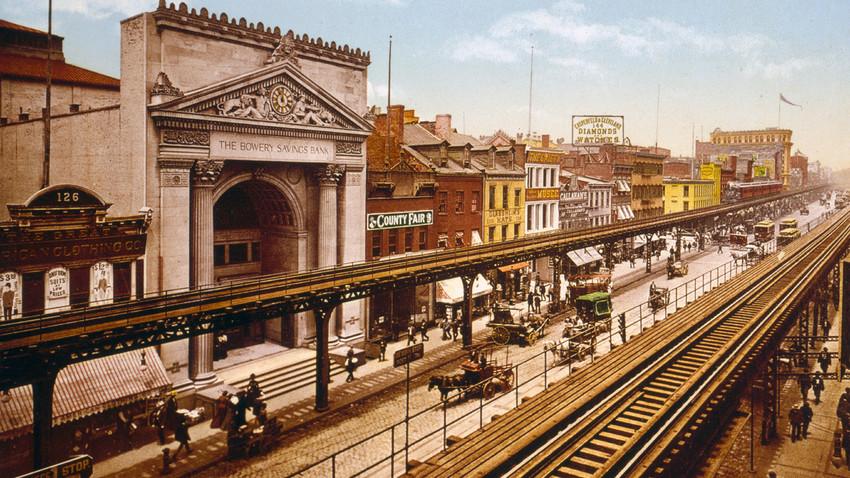 Nova York em 1900