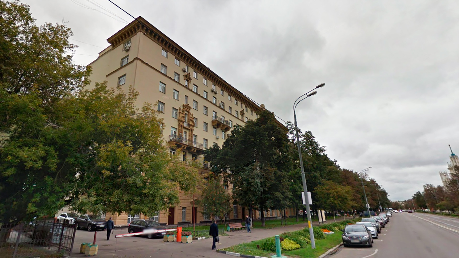Kosmodamianskaya Embankment, 36.