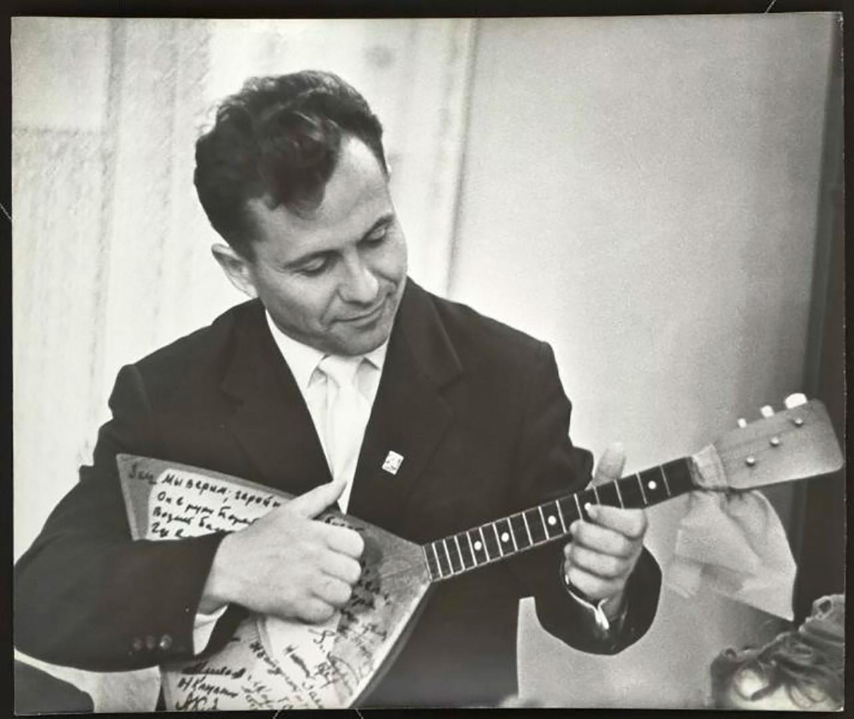 Pavel Popovič. 1962. /