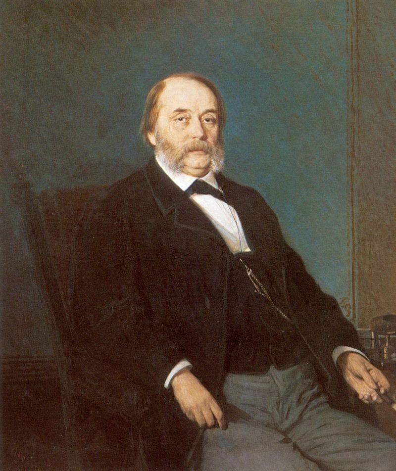 Иван Гончаров. Фотографија из слободних извора
